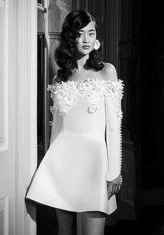 Viktor&Rolf Mariage MINI DAISY DRESS A-Line Wedding Dress