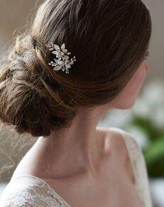 Dareth Colburn Aviana Hair Pin (TP-7014) Gold, Silver Pins, Combs + Clip