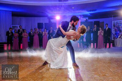 84 West Events Wedding DJ Entertainment