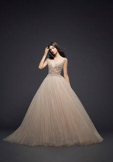 Lazaro 3816 Ball Gown Wedding Dress