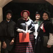 Santa Ana, CA Christmas Carolers | Santa Ana's Little Helpers