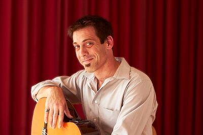 Greg Shibley: guitarist, singer, DJ