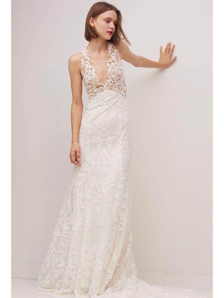 Rivini by Rita Vinieris lace gown
