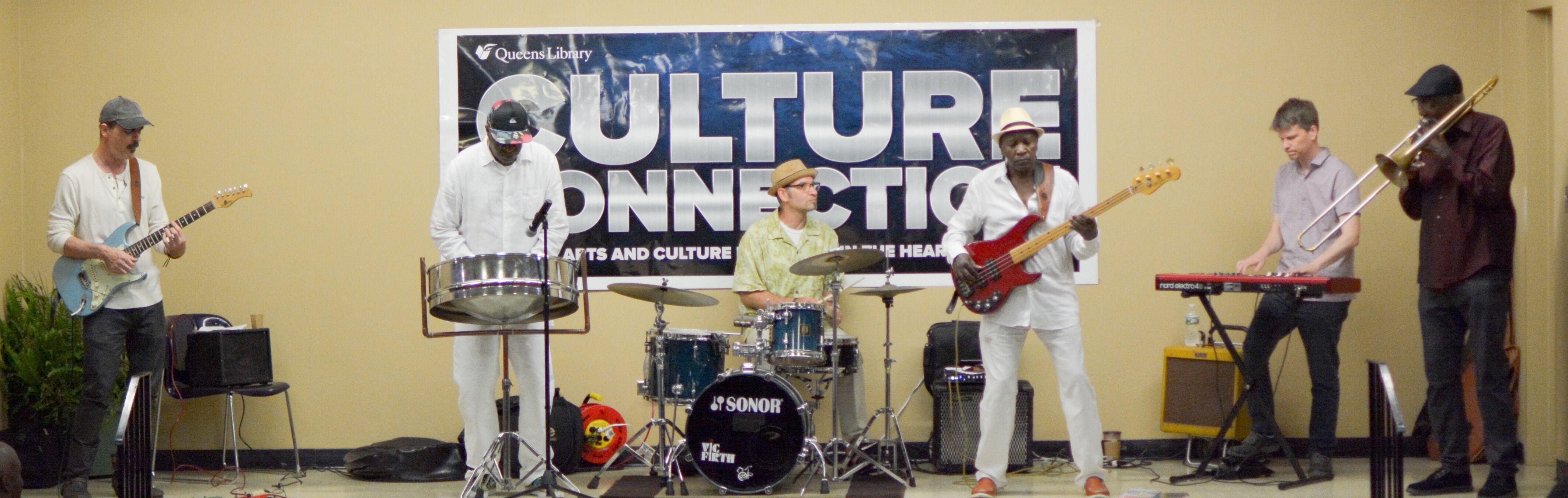 AfriCarib - Steel Drum Band - Brooklyn, NY