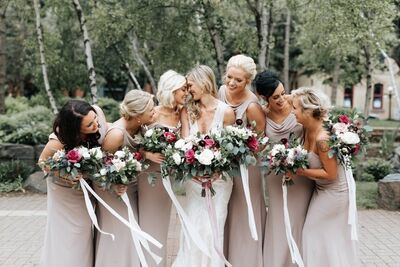 Bella Bridesmaids Milwaukee