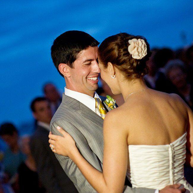 Marissa & Michael: An Outdoor Wedding In Manatee County, FL