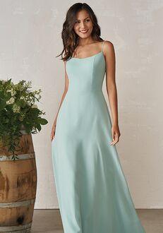 JASMINE P206007 Scoop Bridesmaid Dress