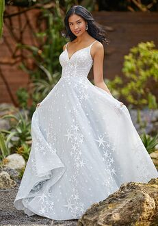 Essense of Australia D3209 Ball Gown Wedding Dress
