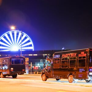 Seattle, WA Party Bus | Fun Way to Go, llc