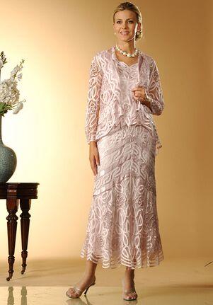 Soulmates D7068 Blue Mother Of The Bride Dress
