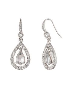 Carolee Jewelry  2439FW4123 Wedding Earring photo