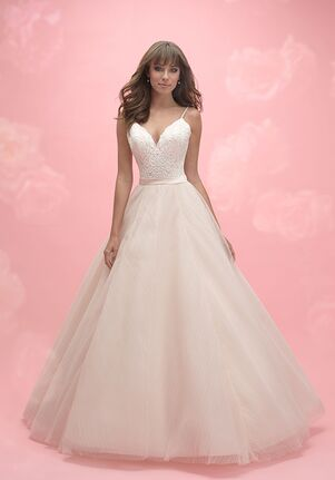 Allure Romance 3050 Ball Gown Wedding Dress