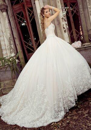 Ysa Makino KYM69 Ball Gown Wedding Dress