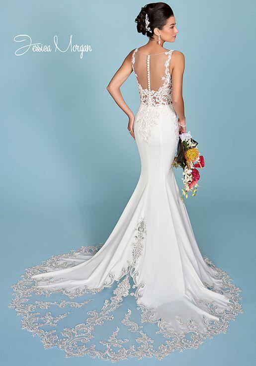Jessica Morgan MARCH, J1990 Wedding Dress | The Knot