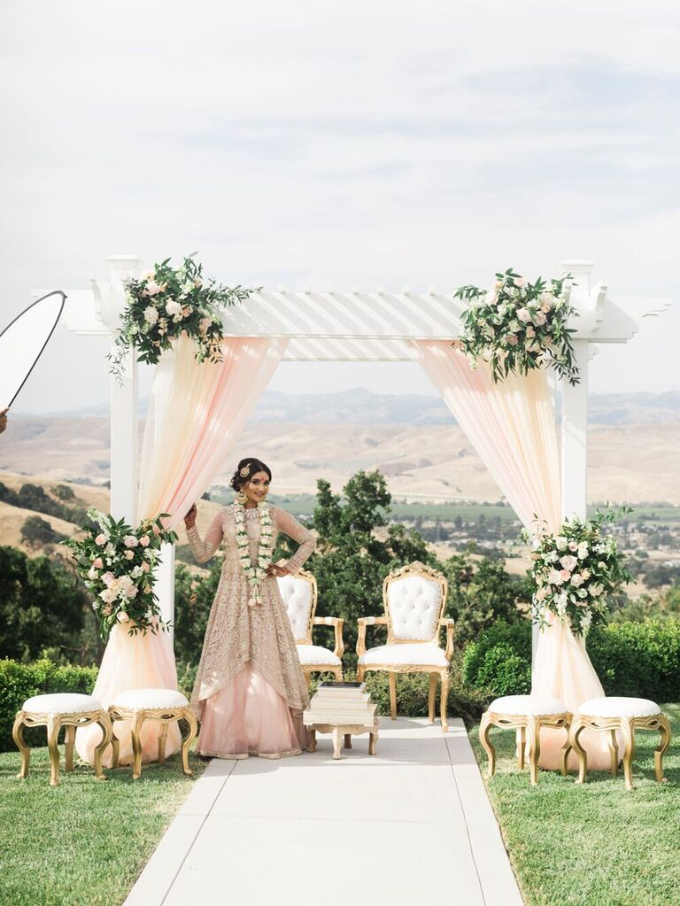 Wedding venue in Morgan Hill, California.
