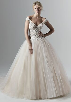 Sottero and Midgley WINSLET Ball Gown Wedding Dress
