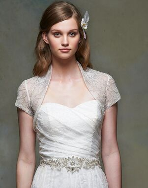 Blossom Veils & Accessories BB2678 Ivory Sashes + Belt