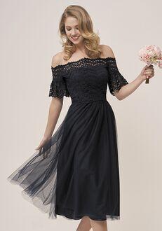 JASMINE P196061K Off the Shoulder Bridesmaid Dress