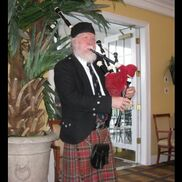 Durham, NC Bagpipes | Bruce C. Wright
