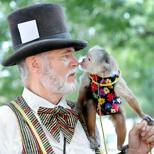 Lancaster, PA Magician | The Monkey Man