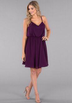 Kennedy Blue Jodie V-Neck Bridesmaid Dress