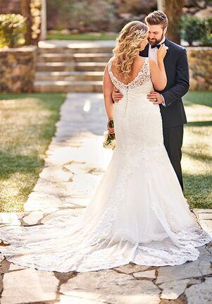 Essense of Australia D2734+ Wedding Dress