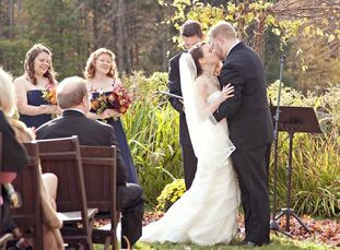 The Bride Laura Boggs, 29, an editor of the Christian Science Publishing Society The Groom Per Skarie, 30, a baker training manager at Panera Bread Th