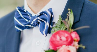 Lindman New York: Custom neck / bow tie