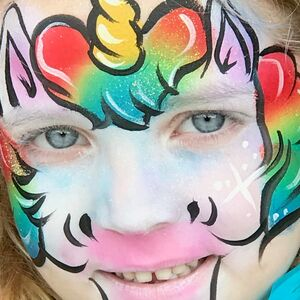 Fuquay Varina, NC Face Painter | The MelodyMaker Entertainment