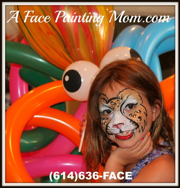 A Face Painting Mom - Face Painter - Columbus, OH