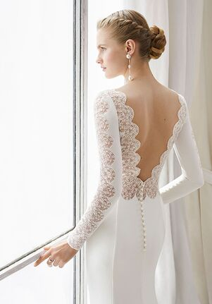 Rosa Clara Couture MARTINA Mermaid Wedding Dress