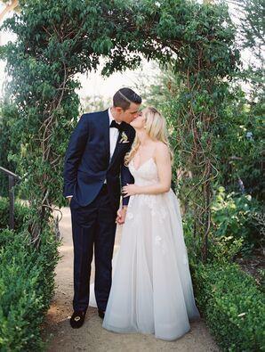 Earthy Garden Wedding in Malibu