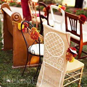 Mixed Ceremony Seats