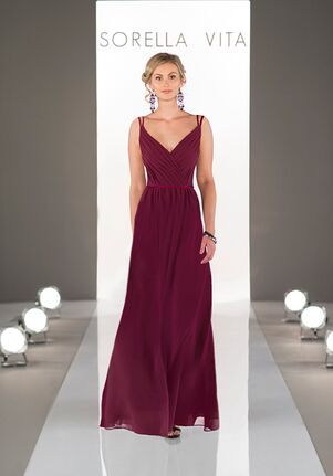 eef179900ac Sorella Vita 8614 V-Neck Bridesmaid Dress