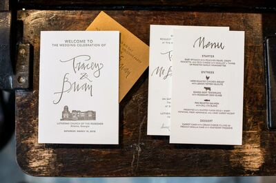 Invitations Paper In Pittsburgh Pa The Knot