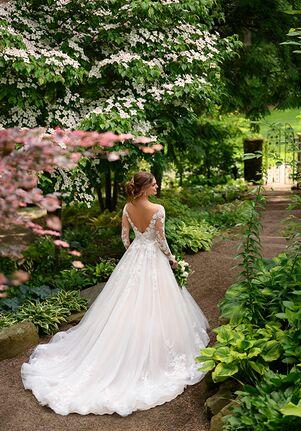Essense of Australia D2939 Ball Gown Wedding Dress