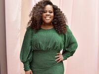 amber riley husband engaged