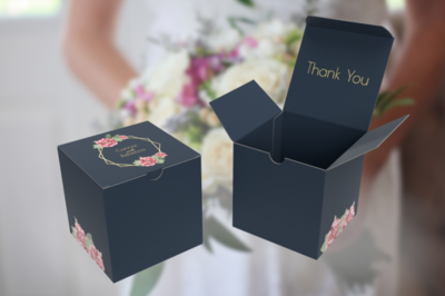 Personalized  Wedding Favor Boxes | BuyBoxes.com