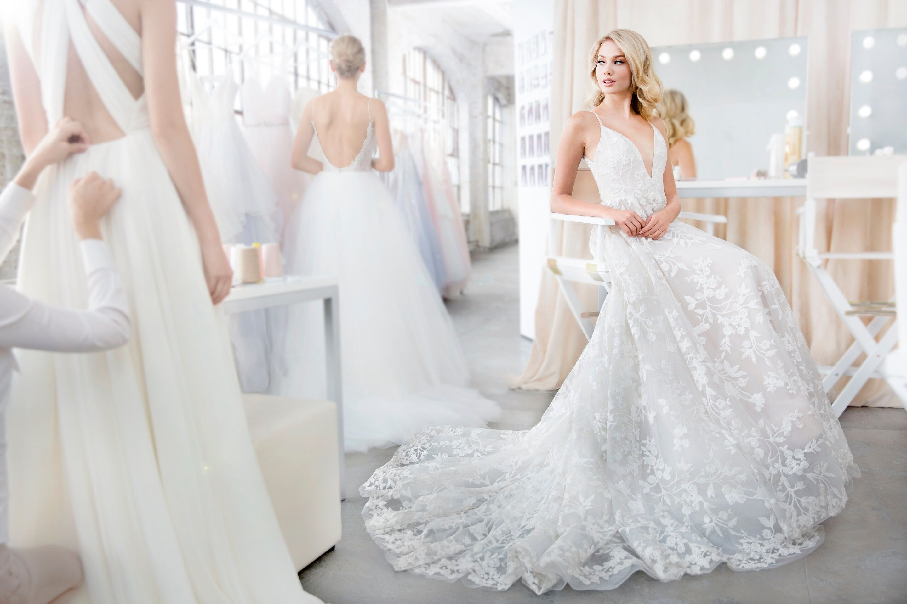 My Bridal Fashion Guide To Simple Wedding Dresses Nyc: Bridal Salons - New York, NY