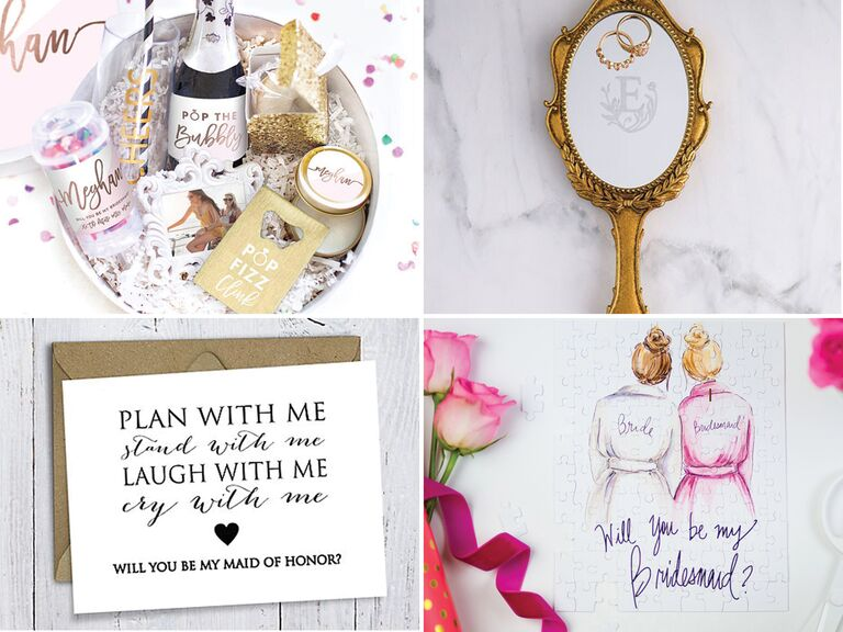40 Maid Of Honor Gifts That Are Unique And Memorable