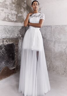 Viktor&Rolf Mariage BLOOMING LACE LAYER DRESS A-Line Wedding Dress