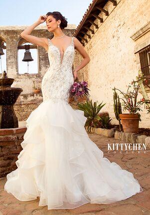 KITTYCHEN Couture DENITA, K1954 Mermaid Wedding Dress