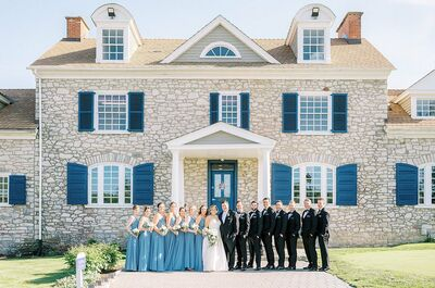 Downingtown Country Club,  Ron Jaworski Signature Venue