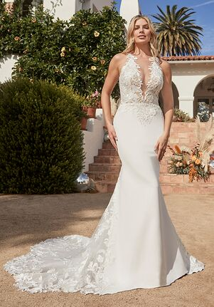 Beloved by Casablanca Bridal BL336 Reign Mermaid Wedding Dress