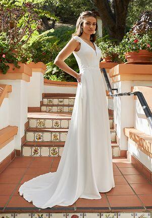 Moonlight Tango T935 A-Line Wedding Dress