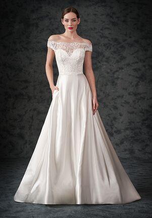 Privé by Jasmine A229052 A-Line Wedding Dress