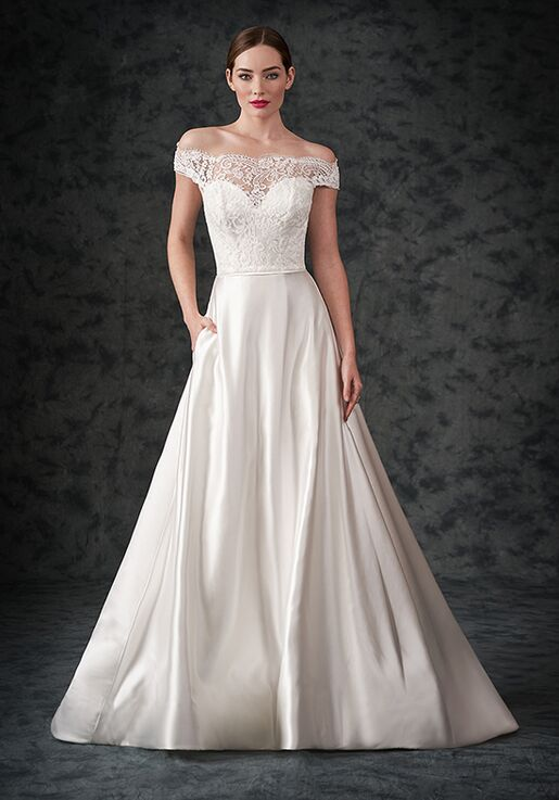 Privé by Jasmine A229052 A-Line Wedding Dress