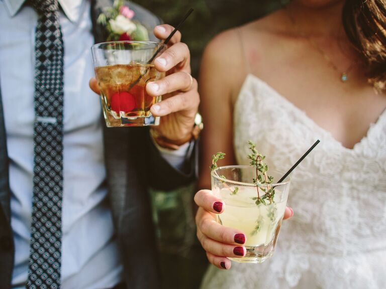 What Is The Average Cost Of Alcohol For A Wedding