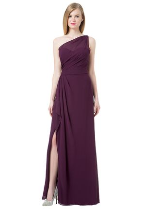 Bill Levkoff 1203 Illusion Bridesmaid Dress
