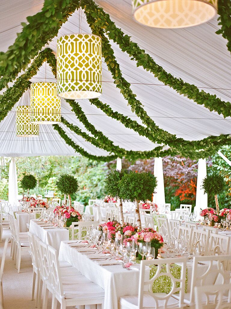 The Prettiest Outdoor Wedding Tents Weve Ever Seen